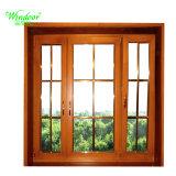 55mm 석쇠 디자인을%s 가진 알루미늄 여닫이 창 시리즈 Windows