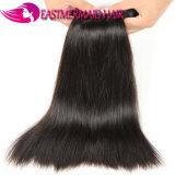 Перуанские прямых волос Weave выдвижений человеческих волос волосы Remy Non