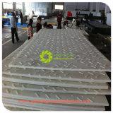 Стандарт Internatianl переработанных UHMWPE дорогам временной дорожной Заземление ТВК ковриком крышки
