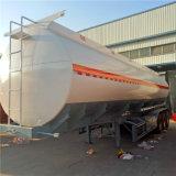 3/4 осей 45-50 МУП гидравлический тяжелого оборудования сырой нефти топливный бак транспорт Полуприцепе