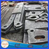 Besonders geformte kundenspezifische schneidene Stahlplatte