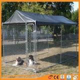 Kasten-im Freien Kettenlink-Draht-Hundeläufer-Gehäuse