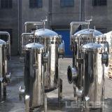Alojamento do Filtro de água para a filtragem de águas residuais
