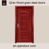 Дверь передачи тепла гальванизированная печатью стальная