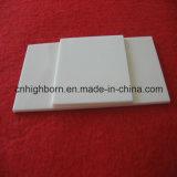 Placa de lustro cerâmica da alumina da resistência de desgaste