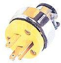 Südamerika-Arbeitsweg-Energien-Adapter-Adapter-Schalter-Kontaktbuchse-Stecker (Rj-0015)
