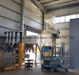 Casa modular para Estrutura de aço manual