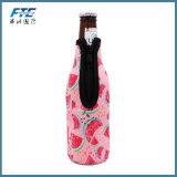 Sostenedor rechoncho del vino del refrigerador de la botella de agua de la sandía
