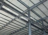 Taller metálico prefabricado/almacén de la estructura de acero con el panel de emparedado