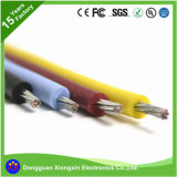 Constructeur de professionnel engainé par PVC de câble électrique de 3 faisceaux
