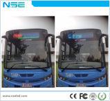 2017 visualización caliente de la destinación del omnibus LED de las ventas P5mm
