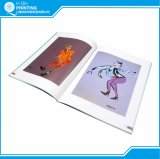 Livro de design de excelente classe impresso impresso