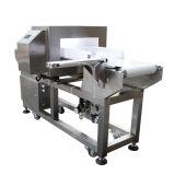 Cinta transportadora de procesamiento de pasta el detector de metales
