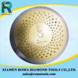 Алмазные пилы для вывода из Romatools типа лопасти турбонагнетателя