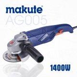 절단 금속을%s Makute 1400W 125mm 각 분쇄기