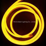 セリウムEMC LVD RoHS保証2年の、白い240Vの高い明るさLEDのネオン屈曲