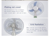 prix bas solaire de ventilateur de C.C 12V avec la DEL