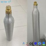 Vérin de boissons approuvés TUV 0.6L cylindre de gaz CO2 en aluminium
