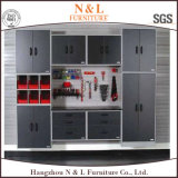 N & L Fancy Color Lacquer Finition Woodn Garage Storage