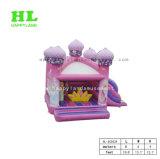 Fantasie-Prinzessin Castle Inflatable Combo für Kinder