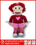 Fabricante OEM de boneca de pelúcia brinquedo para promoção do bebé