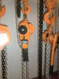 Équipement de levage de levage de grue à chaînes de mini levier