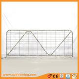 Galvanzied сварной проволочной сетки защитные дверцы в сельских районах