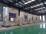Metal Sheet Stamping를 위한 300 톤 Double Crank Press Machine