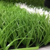 Дружественность к окружающей среде 50мм 12000dtex 10400Футбольные формы штока st/Soccer синтетических травяных газонов
