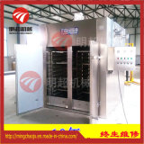 Máquina secada de circulação Full-Automatic do vegetal