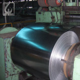 ASTM A653 SGCC Z6はコイルのSlitingの鋼鉄ストリップに電流を通した