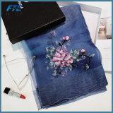Venta de más de moda Bufanda de seda de buena calidad de servicio de OEM