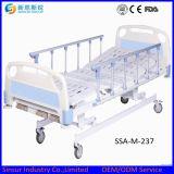 병원 가구 설명서 3 동요 또는 크랭크 조정가능한 의학 침대