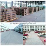Disco di molatura concreto del metallo del pavimento del rifornimento della fabbrica