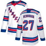 2018 Nova Marca homens Lady Juventude New York Rangers 30 Henrik Lundqvist 36 Mats Zuccarello 27 Ryan Mcdonagh 20 Chris Kreider qualquer nome personalizado azul & N. Hockey camisolas