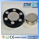 De goede Magneet van de Schijf van het Neodymium van de Sterkte van de Magneet van de Classificatie van de Sterkte van de Magneet N50