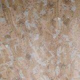 Retro 나무 껍질 곡물 짜임새 인공적인 PVC 갯솜 부대 가죽