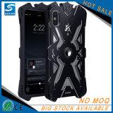 Caja de aluminio del teléfono del metal para el iPhone X de Iphonex