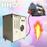 Gerador de oxigênio de hidrogênio para caldeiras a carvão