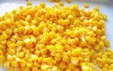 Grain en boîte première par pente de maïs