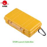 Sc / LC / FC / St / Mu / E2000 PC / Upc / APC Singlemode Multimode OTDR Launch Cable Box