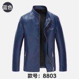 Bonne qualité et le prix d'hommes veste en cuir de la mode pour enduire usine en Chine