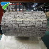 Folha de alumínio Prepainted Telha de aço cor G60 G90 Gi bobina de aço