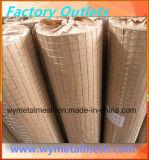 ステンレス鋼の溶接された金網か溶接された鉄ワイヤー網