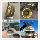 Kegel-Zerkleinerungsmaschine-Teile, konkav und Umhänge - Abnützung und Ersatzteile Metso