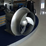 Mixer sommergibile con High Efficiency