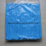 Casquillo Bouffant disponible material no tejido Niza de la calidad del uso del hospital