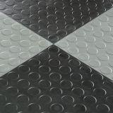PVCガレージのフロアーリングの高品質のゴム製ガレージの床タイル