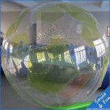 Het Lopen van het Water van de Bal van Zorb van het water Bal 2m Dia met Duitsland Tizip en Materiële PVC0.8mm