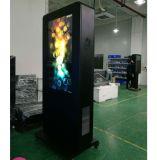 55 Inch étanche Meuble TV LCD Kiosque de la publicité de plein air l'écran LCD